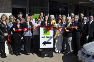 H&R Block - Ribbon Cutting