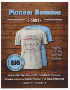 Pioneer Reunion T-Shirts