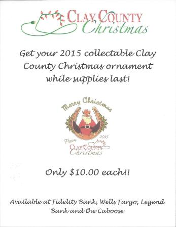 CCC Ornament Flyer